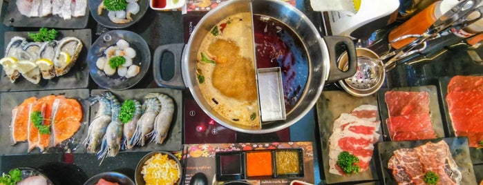 FuFu Taiwanese Shabu is one of Veeさんのお気に入りスポット.