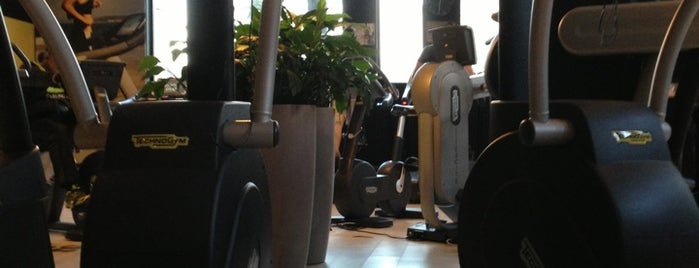 Atama Wellness Club is one of Locais curtidos por Zorata.