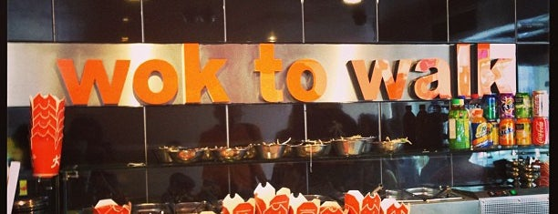 Wok to Walk is one of Orte, die didem gefallen.