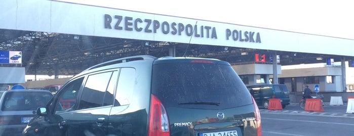 Przejście Graniczne Korczowa is one of Igor'un Beğendiği Mekanlar.