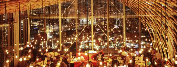 SUSHISAMBA is one of London!.