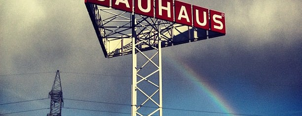 Bauhaus is one of Locais curtidos por Madis.