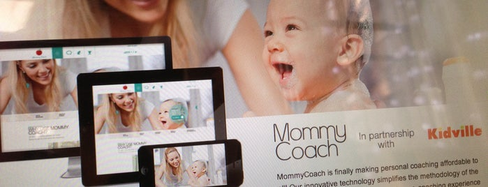 MommyCoach.com is one of Silicon Alley, NYC (List #3).