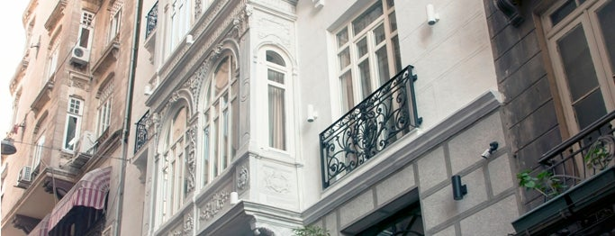 Stories Hotel Kumbaracı is one of Istanbul.