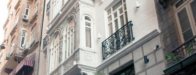 Stories Hotel Kumbaracı is one of SUAT YALÇIN : понравившиеся места.