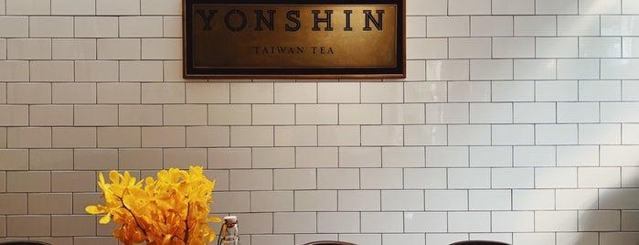 YONSHIN is one of Taiwan.