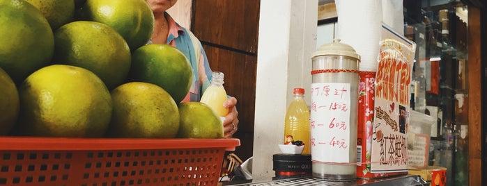 柳丁純原汁 is one of Taiwan.