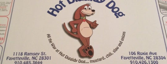Hot Diggidy Dog is one of Hot Dogs 2.