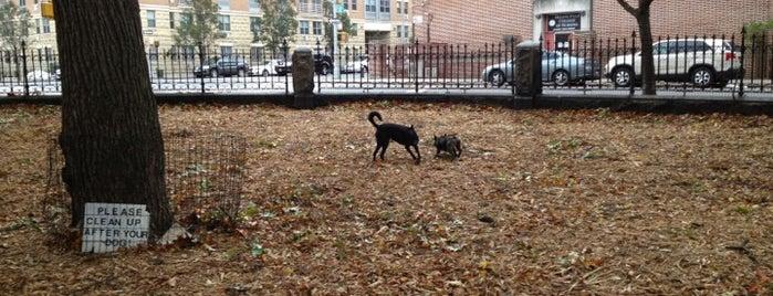 Marcus Garvey Park - Dog Run is one of My Good Dog NYC: NYC Dog Runs.