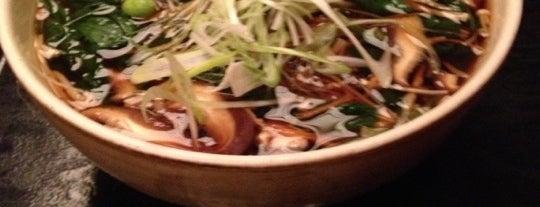 蕎麦屋 is one of gluten free - NY airbnb.
