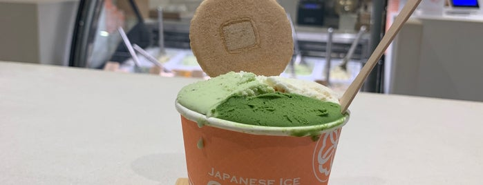 Japanese Ice Ouca is one of Kyoto.