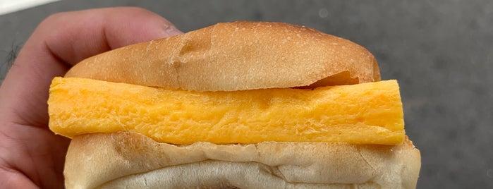 CAMELBACK sandwich & espresso is one of Japan Breakfast.
