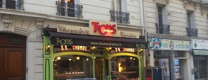 Thomas Traiteur is one of Les endroits où manger et boire dans Courbevoie.
