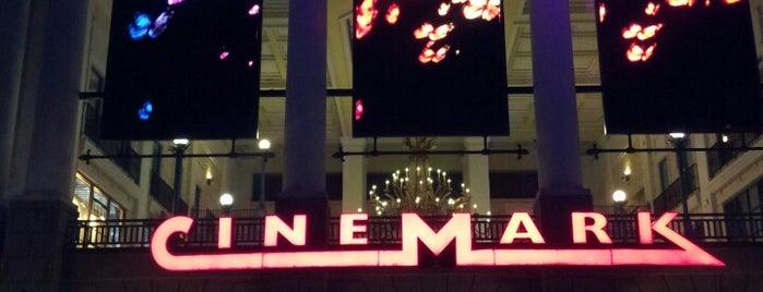 Cinemark is one of Elizabeth : понравившиеся места.