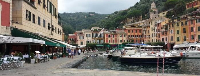 Officine Panerai Boutique is one of Portofino ♡.