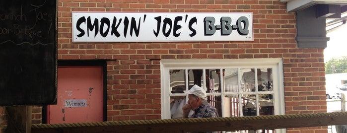 Savannah Joes is one of สถานที่ที่บันทึกไว้ของ Eric.