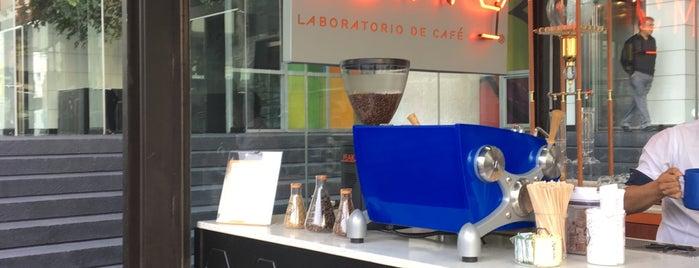 KUMO Laboratorio de Café is one of Café.