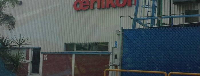 Oerlikon Balzers QRO is one of Tempat yang Disukai Jose.