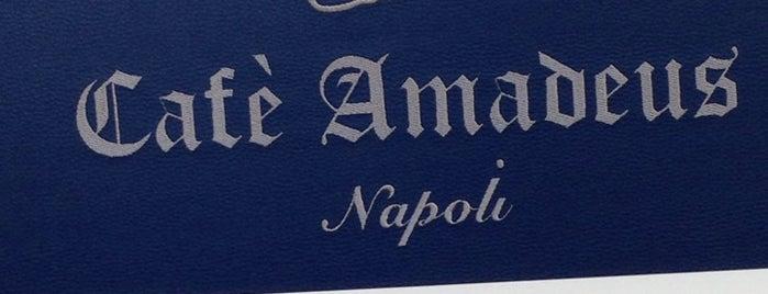 Cafè Amadeus is one of Locais salvos de 😎😎😎.