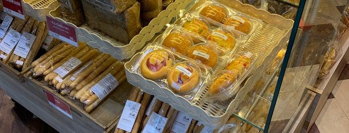 Panlee Bakery is one of Top Taste.