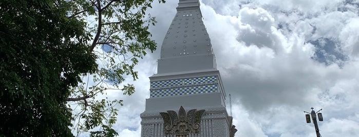 วัดพระพุทธบาทบัวบก is one of เลย, หนองบัวลำภู, อุดร, หนองคาย.