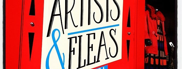 Artists & Fleas is one of New York must sees.
