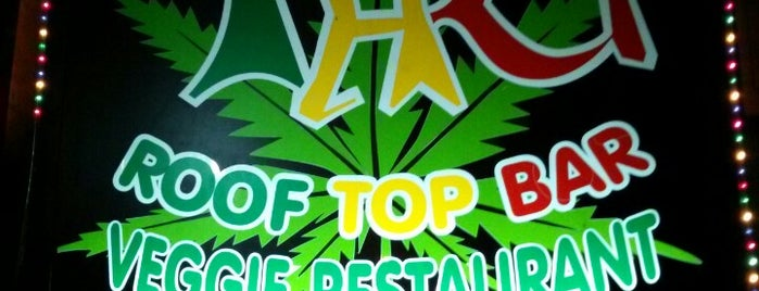 THC Rooftop Bar is one of thailand.