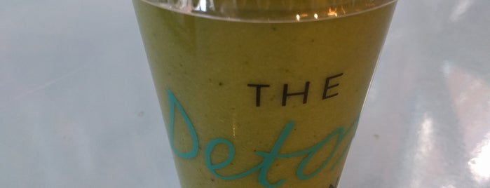The Detox Kitchen is one of London.