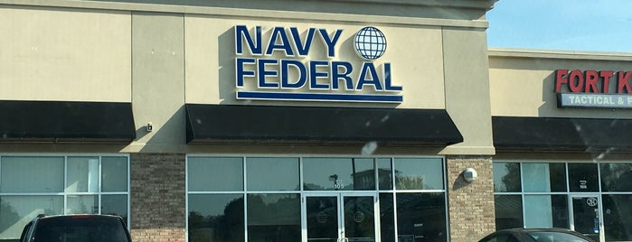 Navy Federal Credit Union is one of Locais curtidos por Leslie.