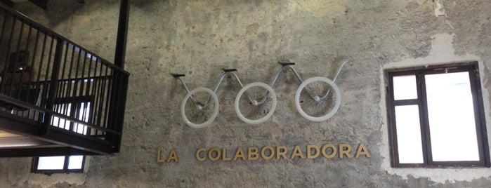 la colaboradora is one of Varios.