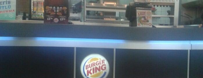Burger King is one of Posti che sono piaciuti a Neşe.