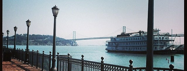 Embarcadero Public Promenade is one of Trips / San Francisco, CA, USA.