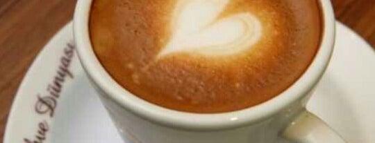 Kahve Dünyası is one of Yemek - Eğlence.