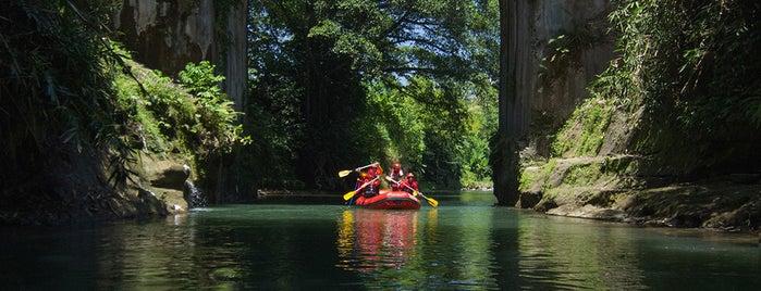 Progo Rafting is one of Java / Indonesien.