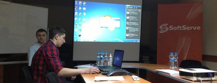 SoftServe «Lviv 4» is one of Posti che sono piaciuti a Назар.