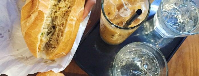 Bánh mì Nhân Ngãi is one of Vietnam + cambodia.