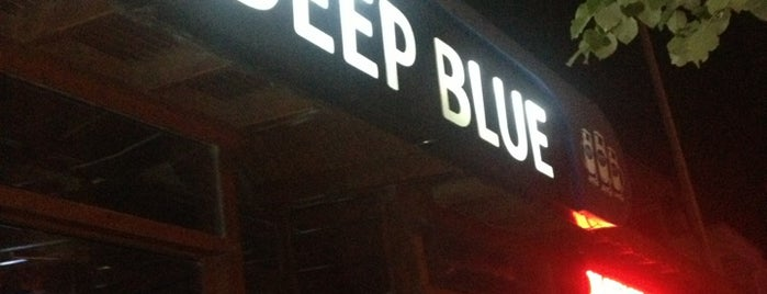 Deep Blue is one of 👑 PeRvİnn👑 : понравившиеся места.