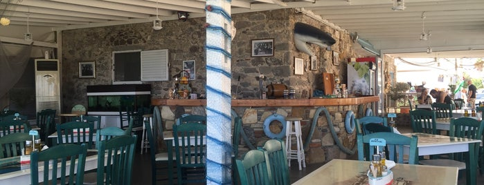 Dichtaki Taverna is one of Kos.