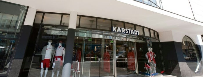 Karstadt Sports is one of Carlos Alberto 님이 좋아한 장소.