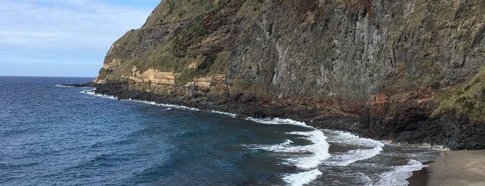 Praia da Caloura is one of Azori-szigetek.