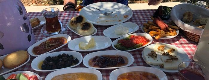 Serpecem Bahçe Kahvaltı is one of Evrim'in Beğendiği Mekanlar.