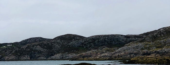 Achmelvich Bay is one of Lieux sauvegardés par Sevgi.