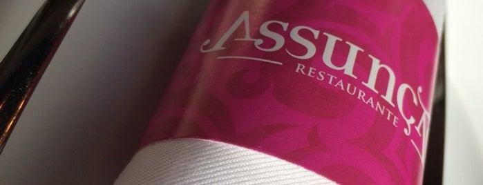 Assunção Restaurante is one of Locais curtidos por Marcos.
