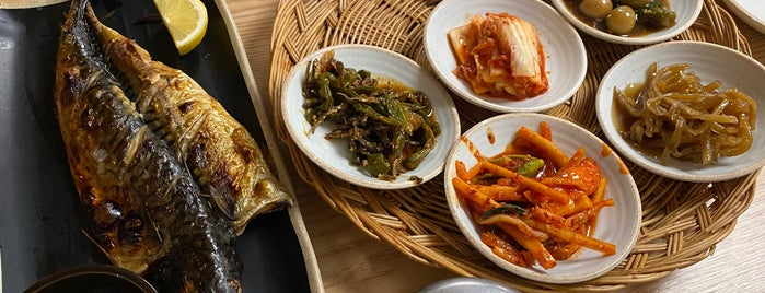 チャンサラン is one of Seoul.