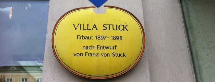 Museum Villa Stuck is one of Munich's Best Art Museums & Galleries.