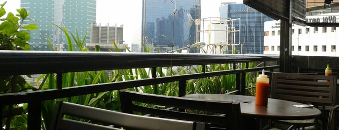 Plaza Semanggi Sky Dining is one of Nightlife Spots @ Jakarta.