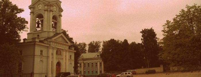 Соборная площадь is one of Выборг (Vyborg).
