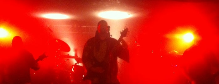 Glazart is one of LIVE MUSIC PARIS.