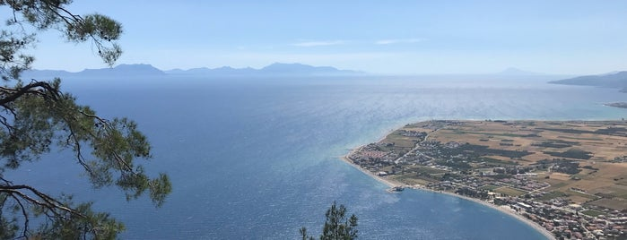 Ören açıkları is one of Tempat yang Disukai Ertan.