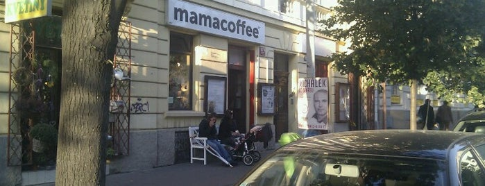 mamacoffee is one of Worth to see in PRAGUE.